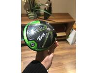 Brand new callaway epic subzero golf driver with upgrade Oban shaft