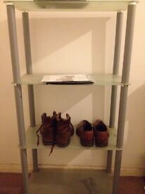 4 shelves bookshelf - excellent condition!