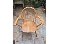 2 Ercol Armchairs