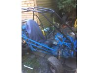 Off-road buggy 150cc automatic