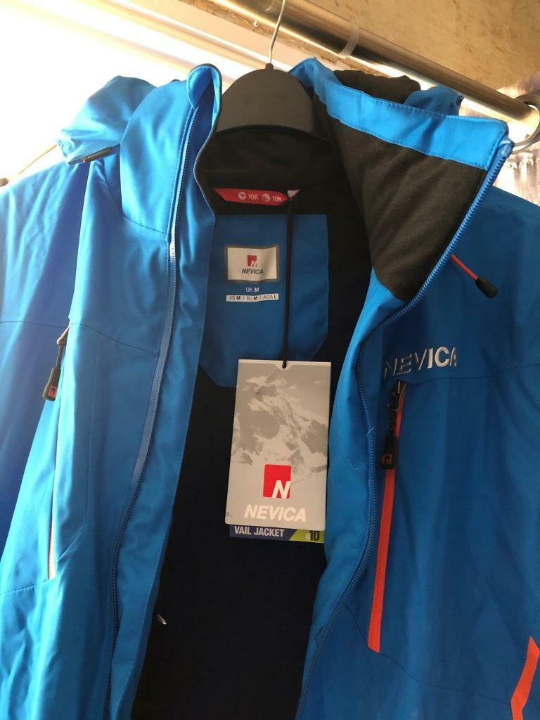 Nevica vail ski jacket brand new with tags  0c4ecac4ca