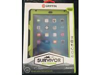 Brand new in box iPad mini 4 Griffin survivor cases