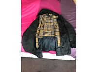 GENUINE BARBOUR ASHBY WAX JACKET