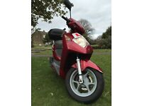 GREAT DEAL! Honda SES 125 Dylan SK05YCF