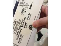 Sam smith ticket