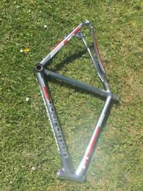 C boardman bike frame