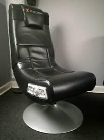 Gaming chair pair XRocker