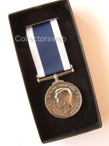 WW2-ROYAL-NAVY-LONG-SERVICE-GOOD-CONDUCT-MEDAL-LSGC-GVI-BOXED
