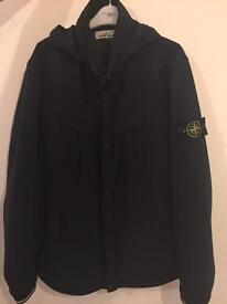 Stone island soft shell jacket, authentic.