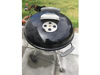 Webber charcoal bbq used but great condition. £40