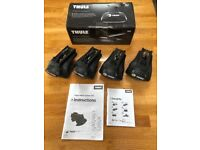 Thule 757 Footpack. Used only once. Excellent condition.