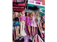 Orginial Barbie dolls plus