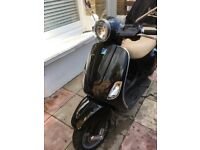Vespa lx50 2t Low Miles new mot 2009