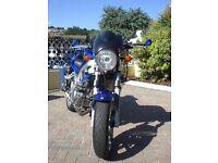 SUZUKI SV650 K4 Naked motorcycle