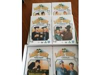 Laural and Hardy dvds