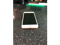 iPhone 8 on sky mobile - emaculate condition hardly used