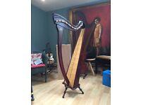 Camac Korrigan Harp for sale