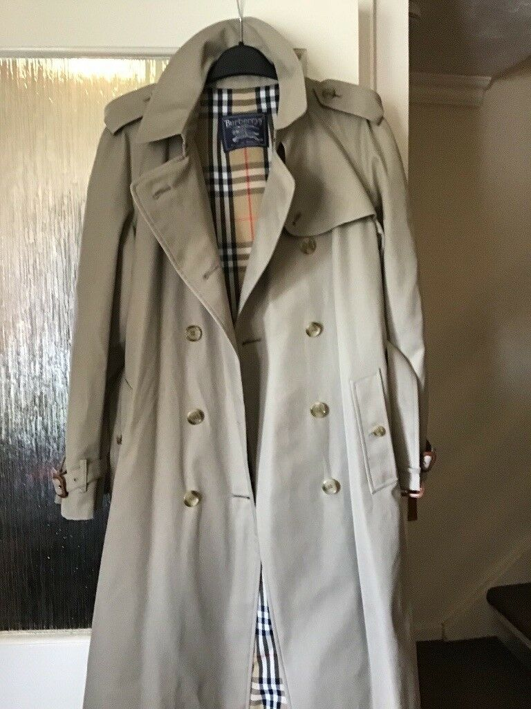 34c8a7c136375 Women s Vintage Burberry Trench coat   in Stockport, Manchester ...