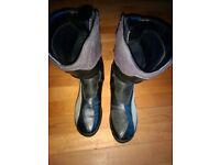 PUMA Motorcycle Boots - Size 10.5