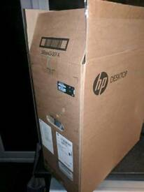 HP Desktop Tower with HP Elite Display E190i Monitor (Brand New)