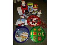 Christmas decorations bundle