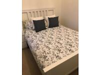 Double bed - in brand new condition