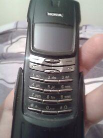 Nokia 8910i Unlocked Titanium Mobile Phone