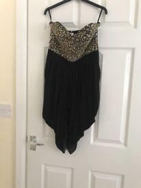 Lipsy strapless dress