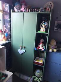 Ikea kids drawers and cupboard set