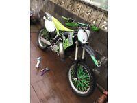 Kx 250 2 Stroke Swap for 250 or 450 4 Stroke