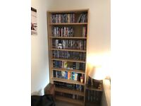 Large ikea billy bookcase
