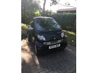 Smart fortwo with engine problem