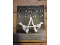 Jivamukti Yoga: Practices for Liberating Body and Soul paperback book - excellent condition