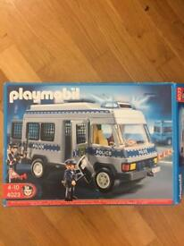 Playmobil city action sets