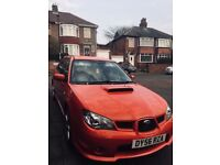 **Subaru Impreza Wrx Very Good Example**