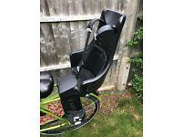 BoBike Child Bicycle Seat in Black