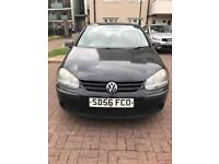 VW GOLF petrol, automatic, 1.6