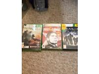 Xbox 360 video games bundle