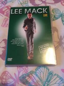 Lee Mack live dvd