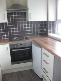 Stakeford, Ashington : 1 bed upper flat, immaculate ready to move into £300 PCM, DSS considered.