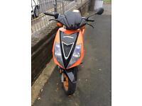 125cc fully running bargain !!