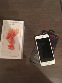 iPhone 6s - Rose Gold - 64gb
