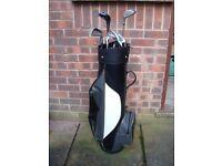 Golf clubs/Bag
