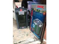 Eheim filter 600 Thermo