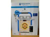 Singing Machine SML682BTW Karaoke Machine - Used