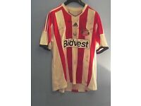 Signed Sunderland Shirt