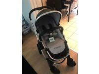 Icandy peach 3 double tandem pushchair brand new