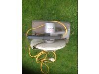 Makita circular saw/disc cutter for metal cutting good working order
