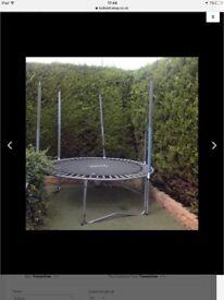 8ft G FORCE trampoline