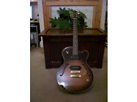 Yamaha AEX502, beautiful pro guitar